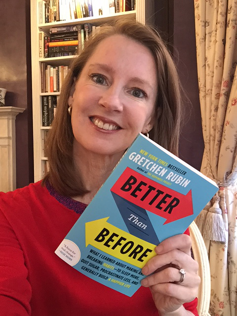 Gretchen Rubin - Better Than Before