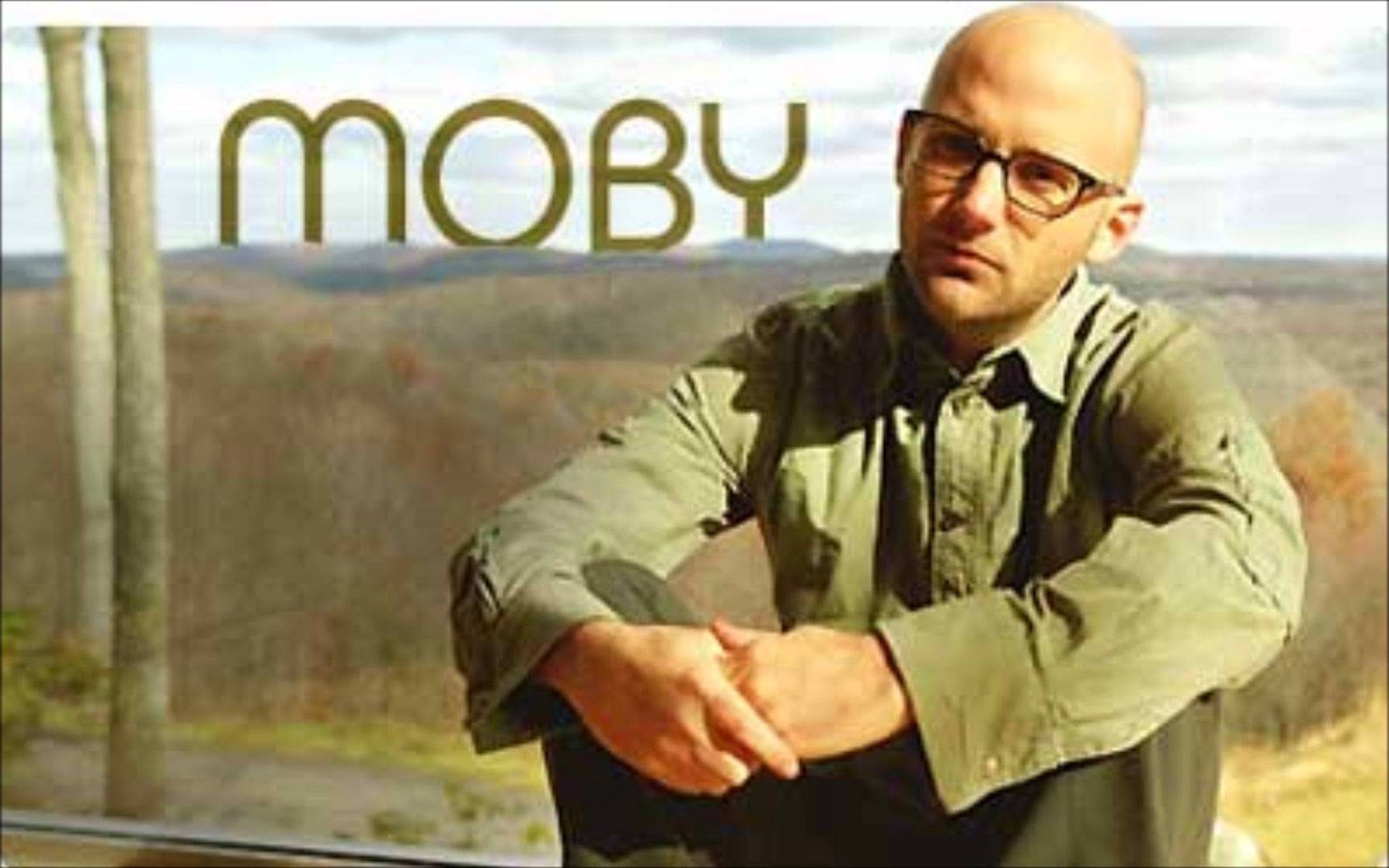 moby - photo #4