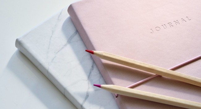 YOUR Happiness Project: Keep a one-sentence journal.