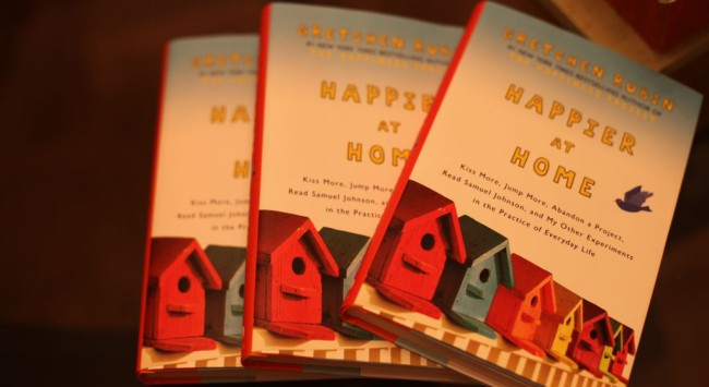 Want To Be Happier At Home? 7 Reasons To Read My New Book.