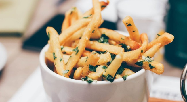 Want To Be Free From French Fries? Or, Why Abstaining May Be Easier Than You Think.