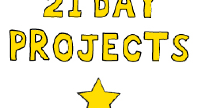Announcement! Join One of These New Projects to Boost Your Happiness in 21 Days.
