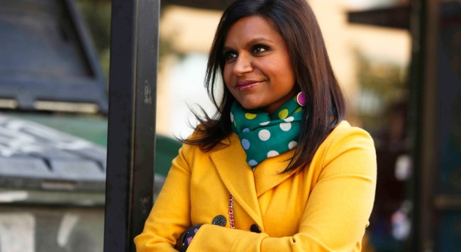 """Mindy Kaling's Rules For Writing in a """"Voice Checklist."""""""