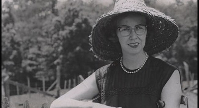 What Did Flannery O'Connor Pray For?