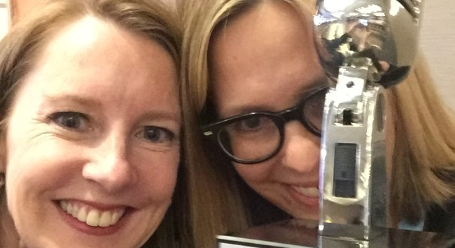 Do You Love a Conference as Much as I Do? Plus, We Won an Award!