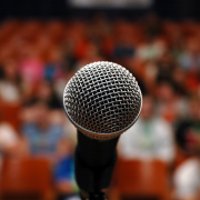 Have to Give a Toast, Speech, or Presentation? 11 Tips for Improving Your Stage Performance.