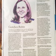 """So Fun! I Did the """"By the Book"""" Interview for the New York Times Book Review."""