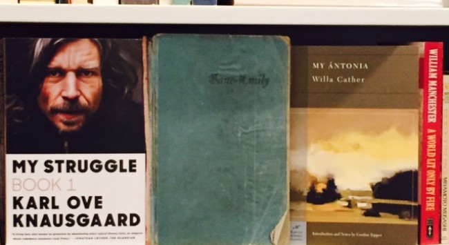 Revealed! Three Book Club Choices for October. Happy Reading!