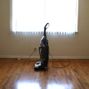 A Little Happier: Don't Wait Until You're Moving to Clean Your Apartment.