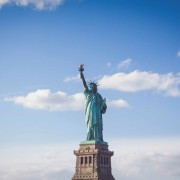 "A Little Happier: My ""America Feeling"" and the Statue of Liberty."