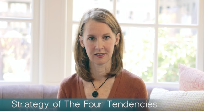 Habits: Strategy of the Four Tendencies