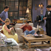 """A Little Happier: A Lesson in Creativity from a Bottle Episode of the TV Show """"Friends."""""""