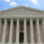 """A Little Happier: The Building of the Supreme Court Gives Me the """"America Feeling."""""""