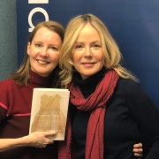 """Podcast 212: Our First Happier Podcast Book Club Episode! With Dani Shapiro About Her Memoir """"Inheritance."""""""