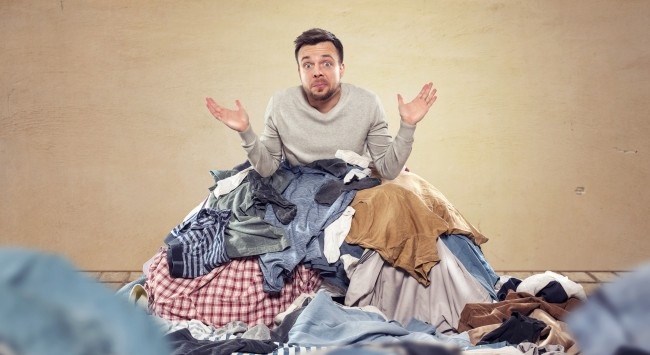Tips on How to Help a Friend Clear Clutter.