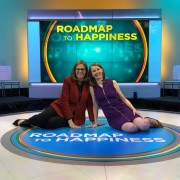 A New and Different Happiness Challenge: Recording a Public TV Pledge Show.