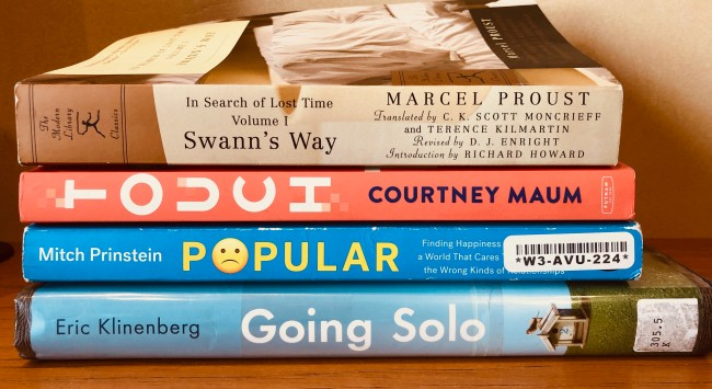 What I Read This Month: June 2019