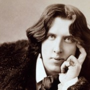 A Little Happier: Like Oscar Wilde, Do You Find It Hard to Live Up to Your Blue China? I Do.