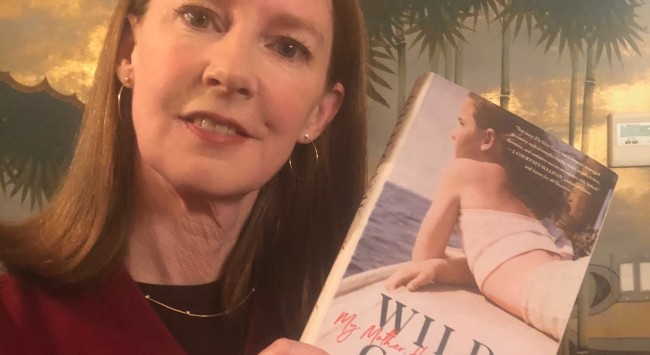 """The Next Pick for the Happier Podcast Book Club: """"Wild Game: My Mother, Her Lover, and Me"""" by Adrienne Brodeur."""