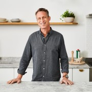 "Mark Hyman: ""Moving My Body—Yoga, Tennis, Biking—Wakes Me Up, Clears My Mind, Relieves Stress."""