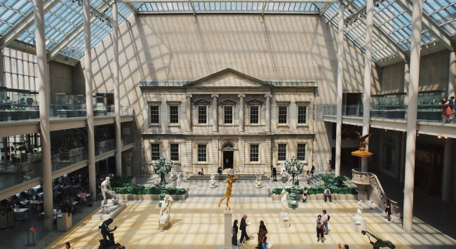 My Metropolitan Museum Experiment: The Aims, the Rules, the Questions.