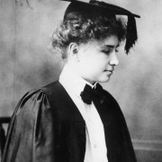 A Little Happier: Helen Keller Tells the Story of the Moment Her Life Changed.