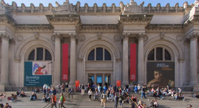 Report from My Metropolitan Museum Experiment: The More Slowly I Go, the More I See.
