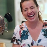 """Looking for a Terrific Podcast? Check Out Kate Bowler's """"Everything Happens,"""" Now Part of the Onward Project."""