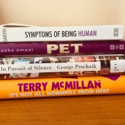 What I Read This Month: August 2020