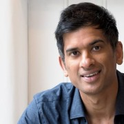 """Podcast 289: Ask Yourself, """"Do I Already Own This?"""" How to Feel Better in Just Five Minutes with Dr. Rangan Chatterjee, and Our Next Book Club Choice."""