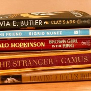 What I Read This Month: October 2020