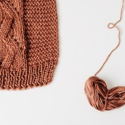 A Little Happier: Why You Should Never Knit Your Boyfriend a Sweater.