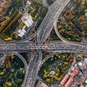 A Little Happier: Building More Roads Won't Relieve Traffic—Literally and Figuratively.