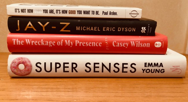 What I Read This Month: May 2021