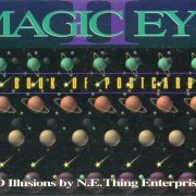 """A Little Happier: What a Set of 3D """"Magic Eye"""" Postcards Taught Me About Myself"""