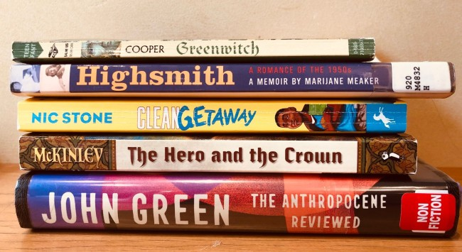What I Read This Month: July 2021