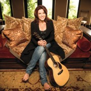A Little Happier: Musician Rosanne Cash Reminds Me of a Paradox: Love Is Unconditional, and Love Is Demanding