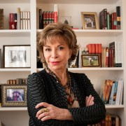 A Little Happier: For Writer Isabel Allende, January 8 Is the Right Day to Begin.