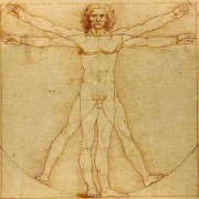 A Little Happier: A Single Letter Reverses the Meaning of This Quotation from Leonardo da Vinci.