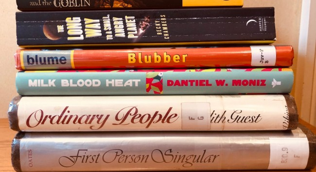 What I Read This Month: August 2021