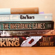 What I Read This Month: September 2021