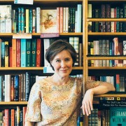 A Little Happier: Writer Ann Patchett Describes How Sometimes, We Can Minister to the Spirit through the Body