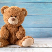 Little Happier: Does a Teddy Bear Comfort You, Even Now?